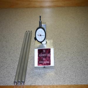 Wide Belt Sander Alignment Tool for Sale